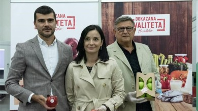 Photo of Jabuke prvi proizvodi označeni znakom Dokazana kvaliteta – Hrvatska