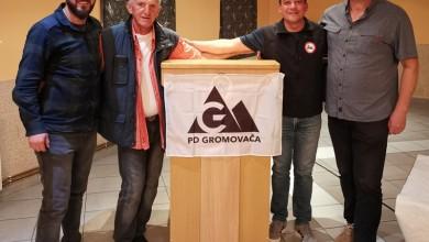 Photo of Izabran novi predsjednik PD Gromovača