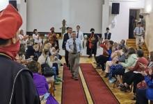 Photo of Održana izložba i modna revija starinskih kravata u Mrkoplju