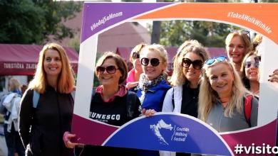 Photo of VIDEO Ovako je bilo na Hrvatskom Festivalu Hodanja u Otočcu, stigao veseli video