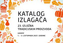 Photo of Donosimo popis izlagača na Jeseni u Lici 2021.! Dolaze iz cijele Hrvatske i inozemstva, pogledajte Katalog i posjetite