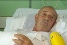 """Photo of VIDEO Veliki uspjeh riječkog tima! Ličaninu prišili šaku, 66-godišnji Tomo oduševljen bolnicom i žali samo za jednim: """"Ja bi janjetinu!"""""""