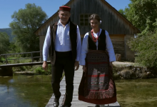 Photo of MOJ SOKOLE NA PLITVICE SLETI Ljepote Like u novom spotu Ivana Štivića