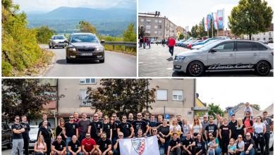 Photo of FOTO Drugu godinu zaredom Gospić ugostio ljubitelje Škoda automobila!