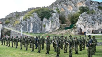 Photo of FOTO Novim vođama HV-a uručene diplome na Kninskoj tvrđavi
