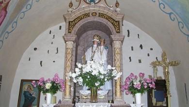 Photo of Izlaganje lika Gospe od Krasna u gospićkoj katedrali