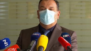 Photo of Beroš: Hladnije vrijeme i boravak u zatvorenom pridonosi širenju virusa