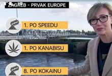 """Photo of VIDEO Hrvati u svjetskom vrhu po drogiranju: """"Ako smo u 2021. zaplijenili 600 kg kokaina, procjena je da je 6 tona prošlo"""""""